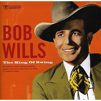 Bob Willis - King of Swing [CD] USA import