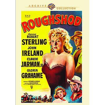 Roughshod [DVD] USA import