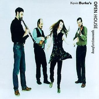 Kevin Burke's - Hoof & Mouth [CD] USA import