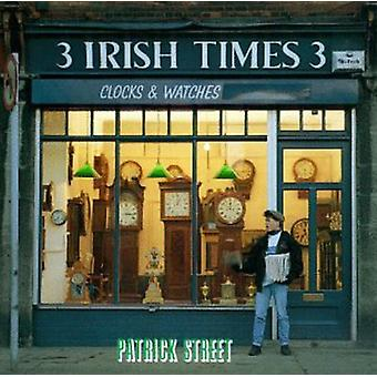 Rue Patrick - Patrick Street: Vol. 3-Irish Times importation USA [CD]