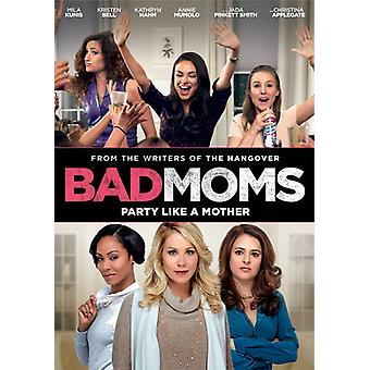 Mães más [DVD] EUA importar