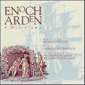 R. Strauss - Enoch Arden - um Melodrama [CD] EUA importar