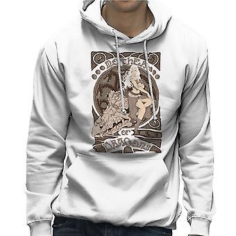Daenerys Targaryen Mutter des Drachen Game of Thrones Männer das Sweatshirt mit Kapuze