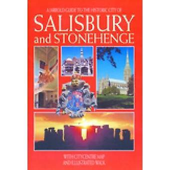 Salisbury amp Stonehenge City Guide par Peter Brimacombe