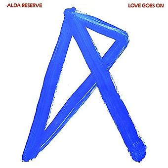Alda Reserve - Love Goes on (2017 Reissue) [CD] USA import