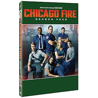 Chicago Fire: Saison vier [DVD] USA import