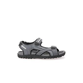 Geox U Sandal Strada Stonelt Grey U8224D0BC50C9014 universelle sommer menn sko