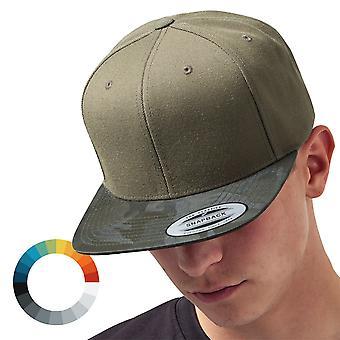 Kukkakuvioinen CAMO visiiri Snapback army Cap