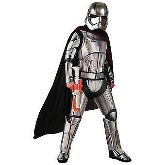 Deluxe Captain Phasma Star Wars The Force Awakens Disney Women Costume