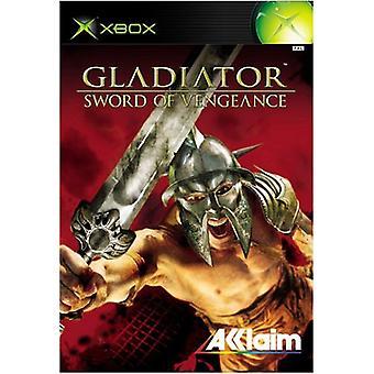 Gladiator-Sword of Vengeance (Xbox)-nieuw