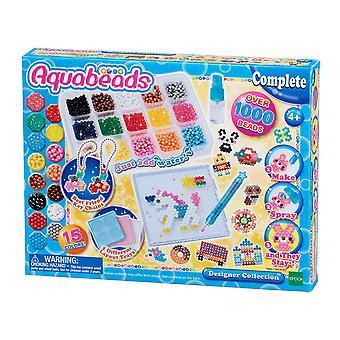 Aquabeads 31058 Designer collectie ingesteld, meerkleurig