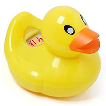 TRIXES Yellow Cute Duckling Baby Bath Water Temperature Thermometer