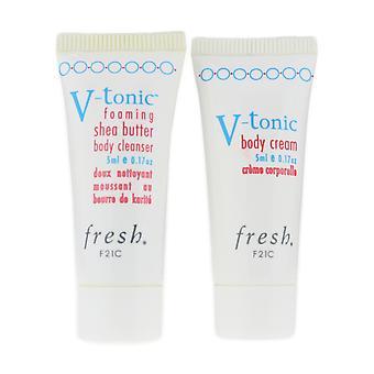 Frais V-Tonic Bodycare Vital pour une vie Active en boîte (format voyage)
