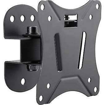SpeaKa Professional SP-6012040 1x Monitor wall mount 33,0 cm (13) - 68,6 cm (27) Tiltable, Swivelling