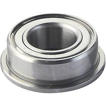 Reely Deep groove ball bearing Chrome steel Inside diameter: 4 mm Outside diameter: 9 mm Rotational speed (max.): 53000 rpm