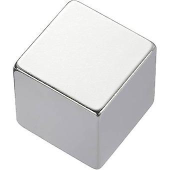 Limite de rectangulaire N35 1,24 T température Conrad composants Permanent magnet (max.): 80 ° C