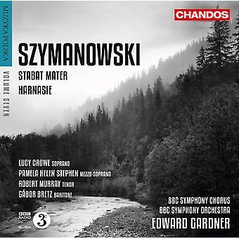 K. Szymanowski - Karol Szymanowski: Stabat Mater [CD] USA import
