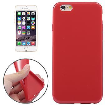 Apple iPhone 6 Plus Handy Hülle TPU Rot