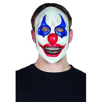 Clown de masque horreur Halloween Carnaval