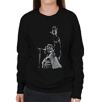 James Brown Live At Wembley 1991 Women's Sweatshirt