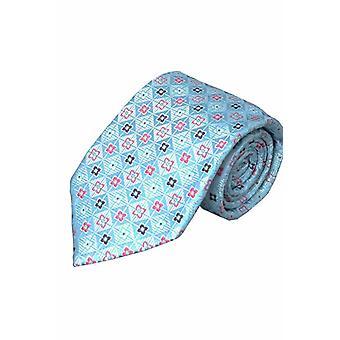 Cravate bleue V06