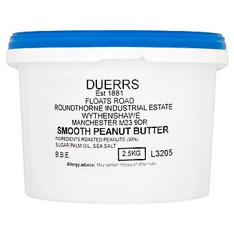 Duerr's Smooth Peanut Butter Tub