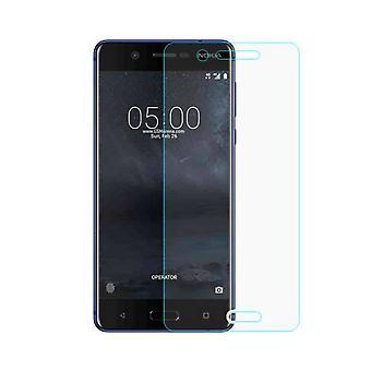 Nokia 5,1 karkaistu lasi näytön suoja vähittäiskauppa