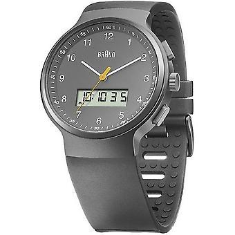 Braun Uhren Herrenuhr Classic BN0159GYGYG-66564