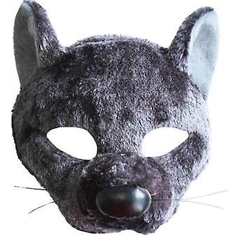 Rat masker op hoofdband met geluid.