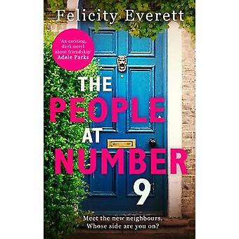 الناس في العدد 9 من فيليسيتي إيفرت-كتاب 9780008216887