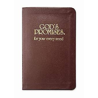 God's Promises for Your Every Need by Jack Countryman - A. L. Gill -