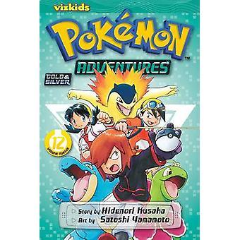 Pokemon Adventures by Hidenori Kusaka - Zsolt Mato - 9781421535463 Bo