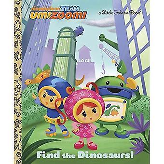 Hitta dinosaurierna! (Team Umizoomi)
