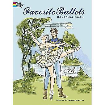 Ballett-Kostüme Malbuch (Dover Mode Malbuch)