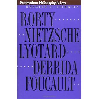 Postmoderne Philosophie und Gesetz: Douglas E. Litowitz