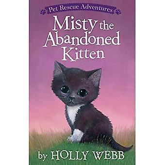 Misty le chaton abandonné (aventures de sauvetage pour animaux de compagnie)