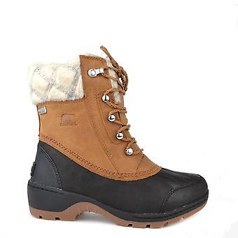 Sorel Whistler Mid Camel Brown Boot