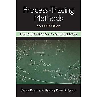 Prosessi-Tracing menetelmät: Perustan ja suuntaviivat