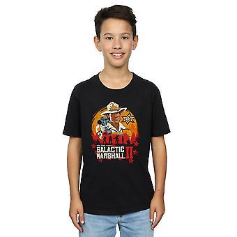 Vincent Trinidad jungen roten galaktischen Marshall II T-Shirt