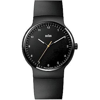 Braun Uhren Herrenuhr Prestige BN0221BKBKG-66574
