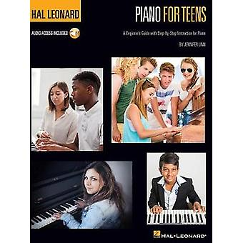 HAL LEONARD PIANO FOR TEENS METHOD PIANO BOOK/AUDIO ONLINE by HAL LEO