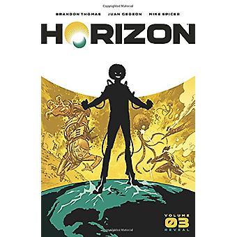 Horizon Volume 3 by Brandon Thomas - 9781534304871 Book