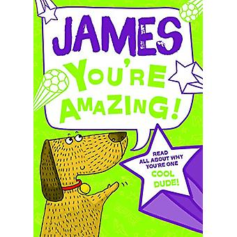 James You'Re Amazing - 9781785537974 Book
