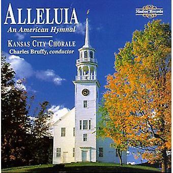 Chorale de Kansas City - Alleluia: An American Hymnal [CD] USA import