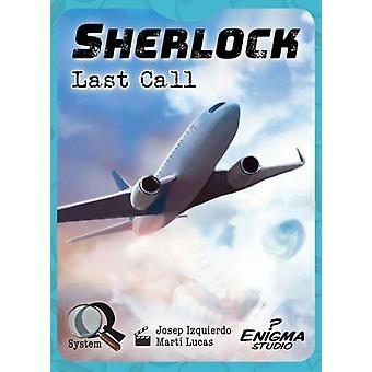 Enigma Studio Sherlock: Last Call Card Game