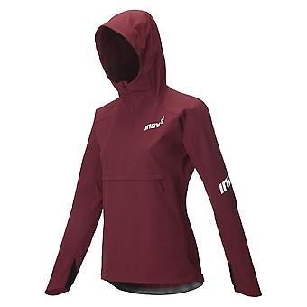 Inov8 Softshell Womens Thermal/waterproof/windproof Running Jacket Purple