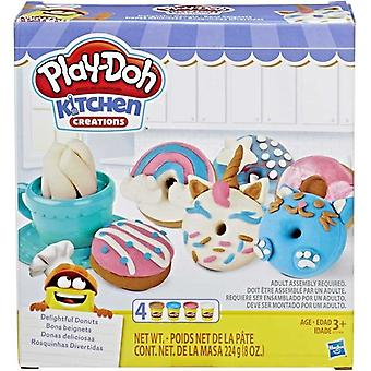 Play-Doh, Donuts délicieux