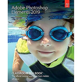 Adobe Photoshop Elements Classroom in een boek