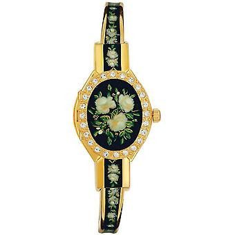 Andre Mouche - Wristwatch - Ladies - ROSE-CRYSTAL - 038-04021