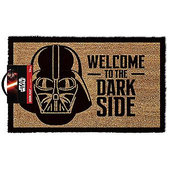 Star wars - all droids welcome - doormat